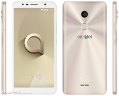 alcatel 3C leaked press renders