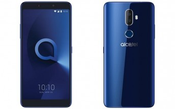 alcatel 3V specs and press renders leak