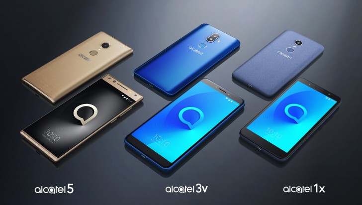 Alcatel teases new smartphone series with 18:9 screens, premium build