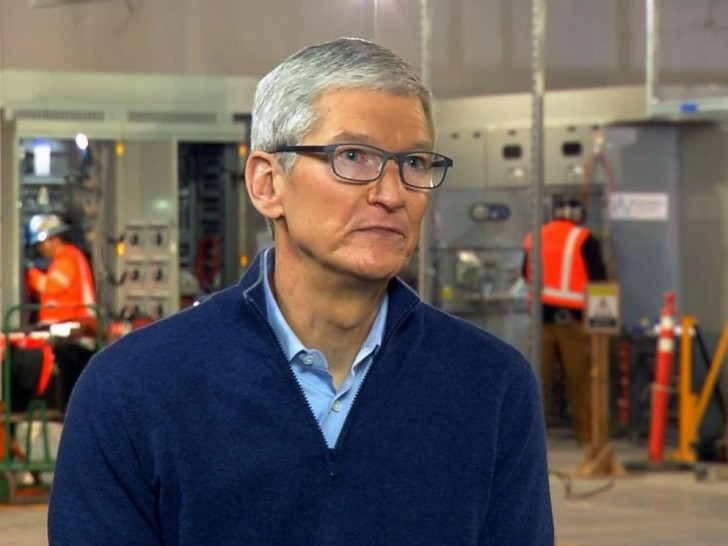 Tim Cook: Users could disable intentional battery slowdown with next iOS update