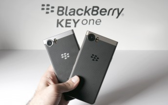 BlackBerry Keyone Oreo update arriving later this week