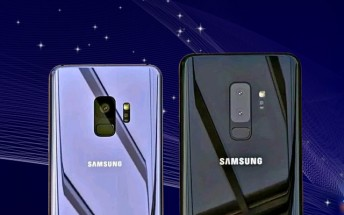 Samsung Galaxy S9 and S9+ pose for a photo [Updated]