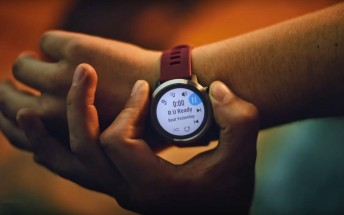 The Garmin Forerunner 645 Music smartwatch can store up to 500 songs