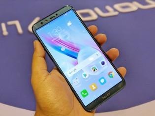 Huawei Honor 9 Lite live photos