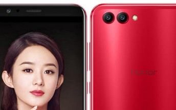 Honor View 10 global launch set for today, limited-edition Honor 7X red coming soon