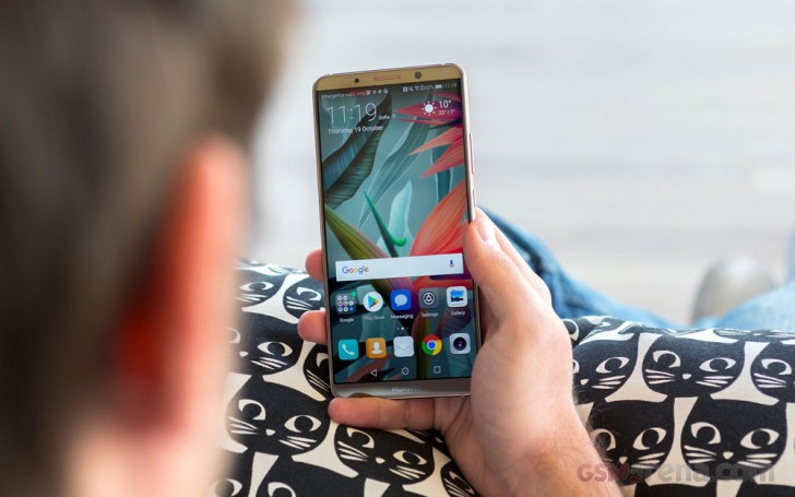 US-bound Huawei Mate 10 Pro will support VoLTE on T-Mobile and AT&T