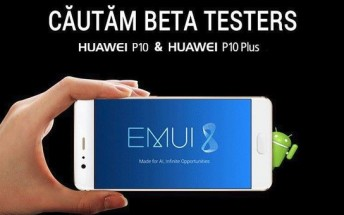 Oreo beta program for Huawei P10 and P10 Plus launched