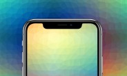 Huawei P20 schematics show three models, one with a screen notch