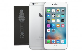 $29 battery replacements for iPhone 6 Plus delayed until March or April