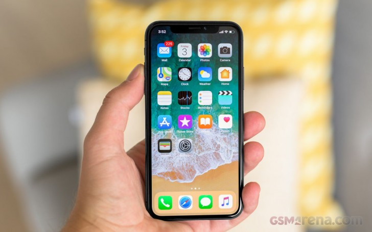 "Apple: iPhone X comes with ""hardware update"" to deal with throttling issues"
