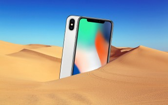 Report: Apple will halve iPhone X production in Q1