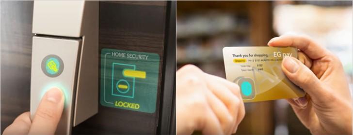 JDI creates transparent fingerprint reader