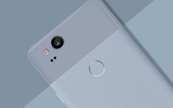 Kinda Blue Pixel 2 is now available unlocked from the Google Store and Fi