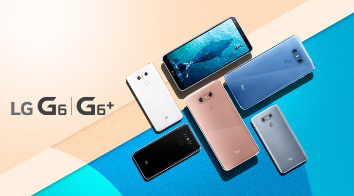 LG G7 will go on sale in April, sources from Korean carriers claim