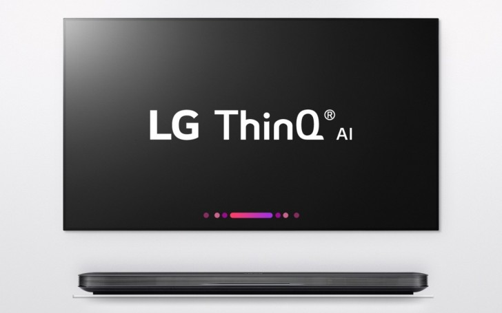 LG to add Google's Assistant and Amazon' Alexa to all 2018 TVs