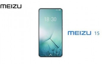 New Meizu 15 Plus images suggest ultra narrow bezels on three sides