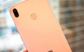 Xiaomi Mi 6X allegedly leaks in hands-on photos