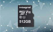 Integral unveils 512GB microSD card, coming this February