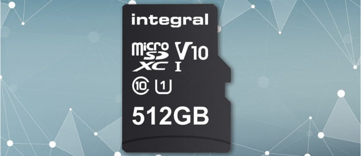 Integral Unveils 512gb Microsd Card Coming This February Gsmarena