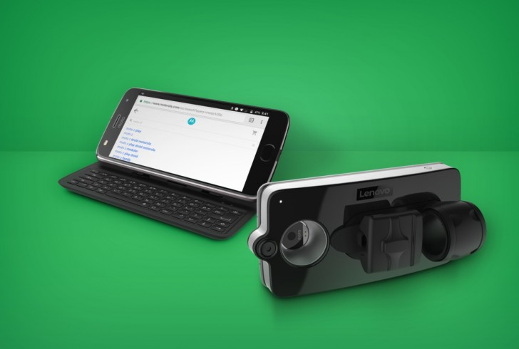 CES 2018: Newest Moto Mod is a QWERTY keyboard