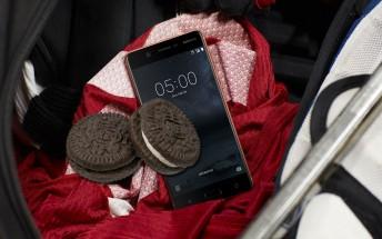 Nokia 5 Oreo update starts seeding