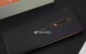 Nokia 6 (2018) impromptu photo shoot surfaces