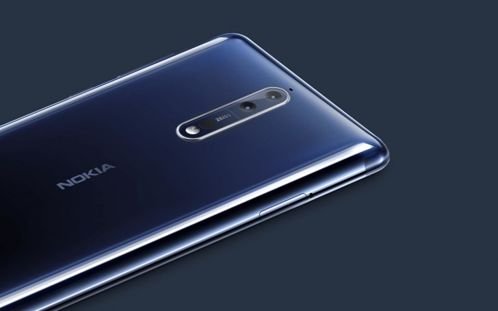 Nokia 8 Sirocco trademarked, a premium name will be reborn
