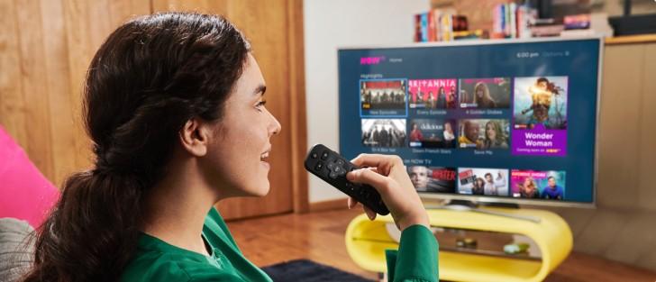 NOW TV launches TV Smart Stick With Voice Commands - GSMArena com news