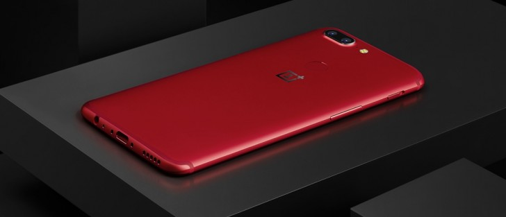 64bf3433cb3e Lava Red OnePlus 5T sold out in second flash sale - GSMArena.com news