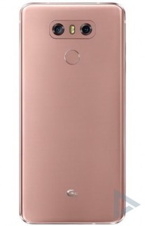 LG G6 in pink