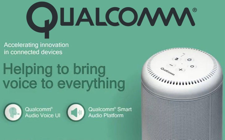 Qualcomm expands support for smart speakers, adds Cortana to audio platform