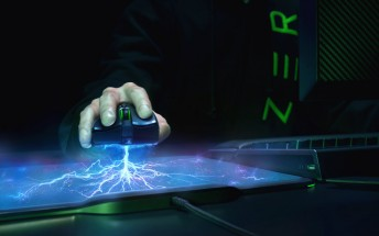 Razer announces new HyperFlux technology for truly wireless mice