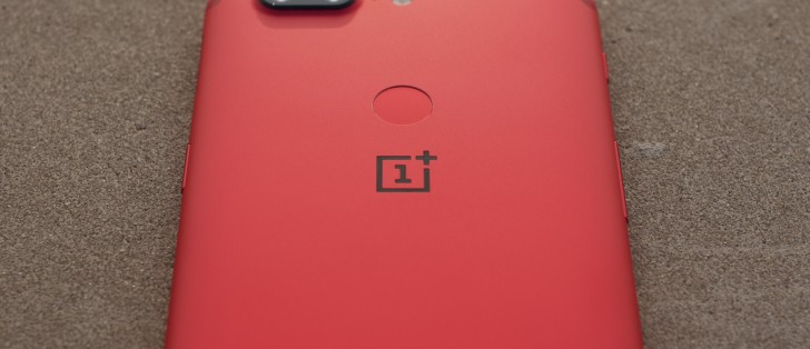 OnePlus 5T Lava Red now available in India