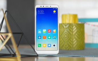 Xiaomi Redmi 5 with 4GB of RAM now available