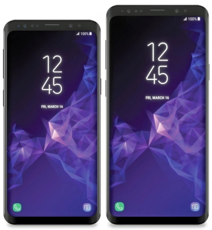 Samsung Galaxy S9 and S9