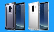 Samsung Galaxy S9+ leaks in case renders