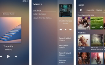 New Samsung Music app update brings Android Oreo support