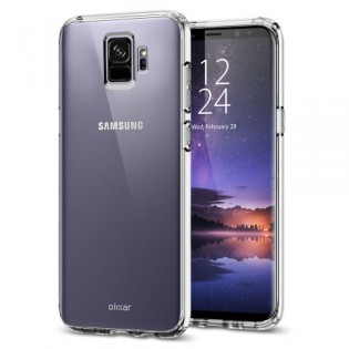 Unofficial leaked renders of the Galaxy S9 and S9+