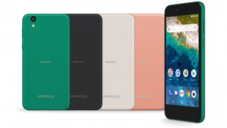 Sharp Aquos S3 is an Android One phone with a tough exterior and a soft chipset