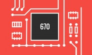 Snapdragon 670 performance will split the difference between the 660 and the 845