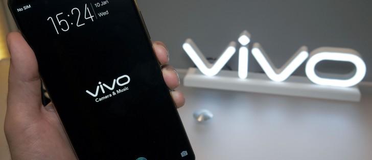 Hands-on with vivo's in-display fingerprint scanner
