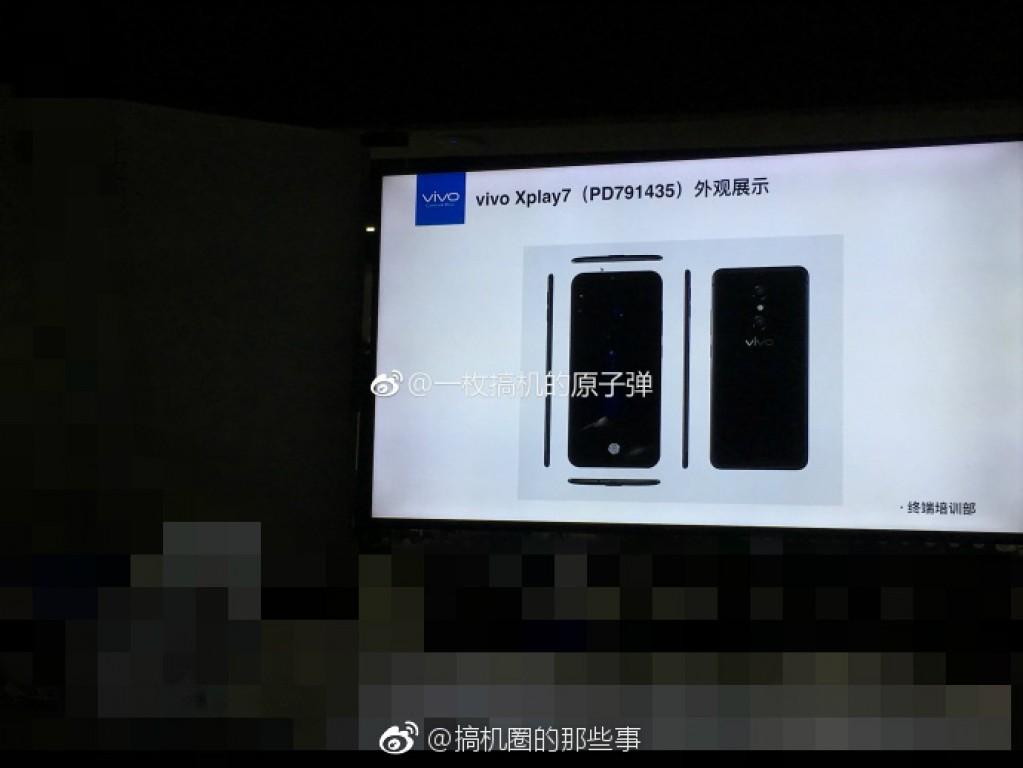 Vivo Xplay7 Bakal Hadir Dengan RAM 10GB