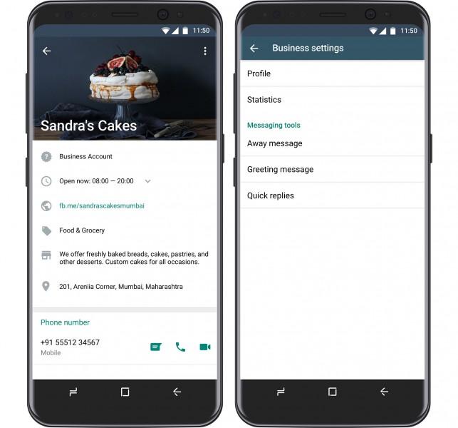 WhatsApp Business app finally comes to iOS - GSMArena com news