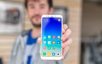 Xiaomi Redmi 5 Plus might arrive in India as Xiaomi Redmi Note 5
