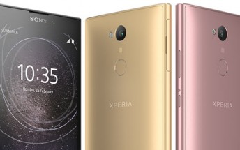 Sony Xperia L2 sales begin in UK
