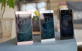 Sony Xperia XA2, XA2 Ultra, and L2 go on pre-order in the US and UK