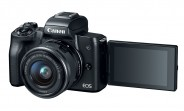 Canon announces EOS 2000D DSLR and M50 mirrorless cameras