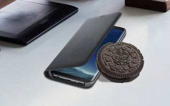 Samsung resumes the Oreo update for the Galaxy S8 and S8+