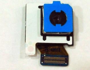 Galaxy S9's camera module