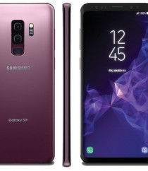 Samsung Galaxy S9+ in Lilac Purple